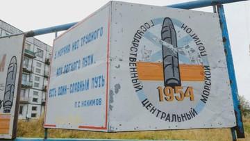 Rosja: lekarze pomagający ofiarom wybuchu na poligonie pod obserwacją medyczną