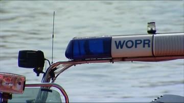 40-latek utonął w jeziorze Ińsko. Prawdopodobnie był uczestnikiem szkolenia nurkowego