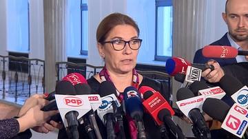 Rzeczniczka PiS zapowiada pozew przeciw Katarzynie Lubnauer