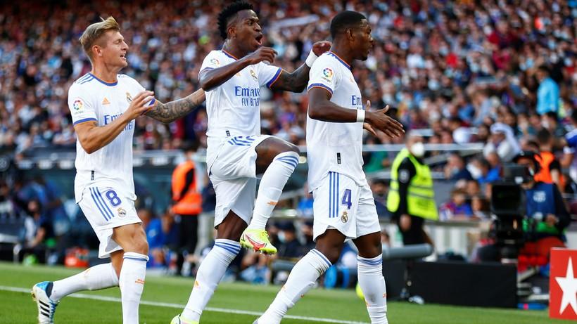 """El Clasico dla Realu. Wygrana """"Królewskich"""" po emocjonującej końcówce"""