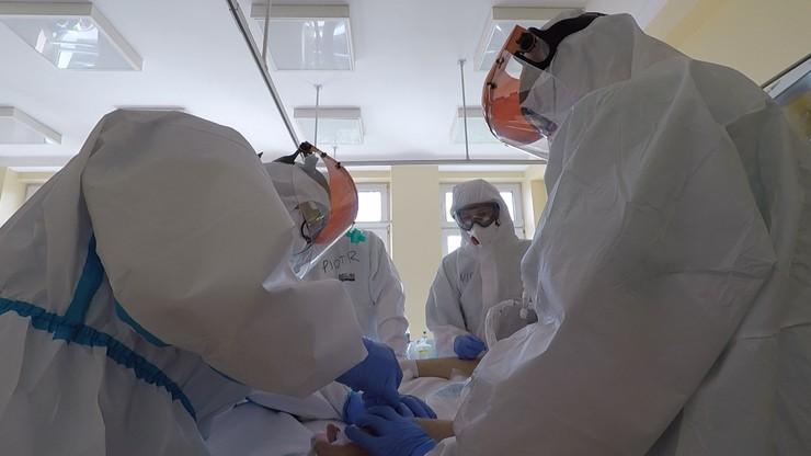 Koronawirus w Polsce. Najwięcej nowych przypadków w woj. mazowieckim