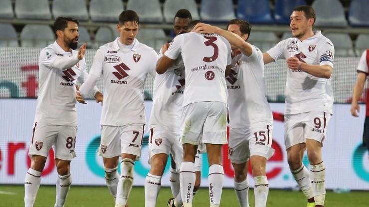 Torino zawiesiło treningi z powodu obaw związanych z COVID-19
