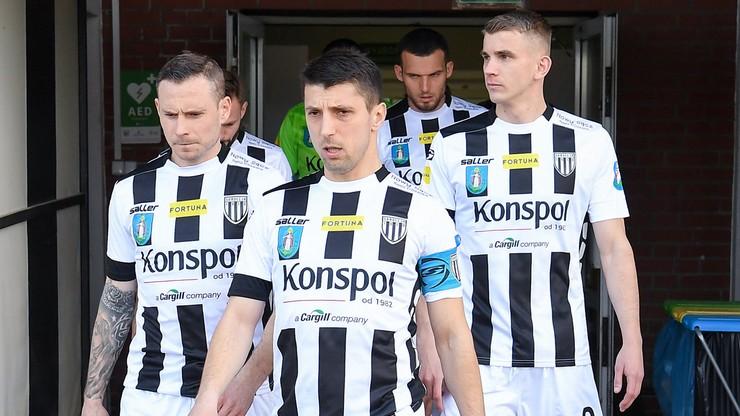 Fortuna 1 Liga: Sandecja Nowy Sącz - Widzew Łódź. Relacja na żywo