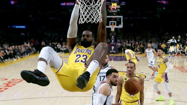 Aż siedem nowych przypadków koronawirusa w NBA