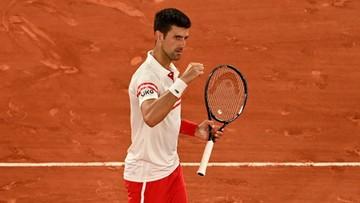 Finał Roland Garros: Novak Djokovic – Stefanos Tsitsipas. Relacja i wynik na żywo