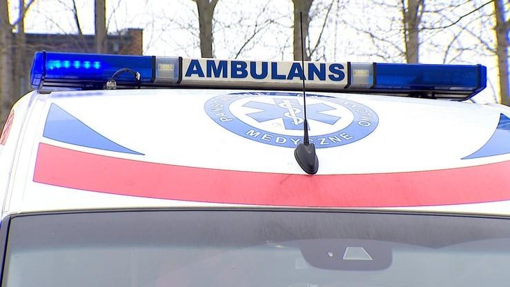 Wypadek autobusu miejskiego w centrum Lublina. 20 osób w szpitalach