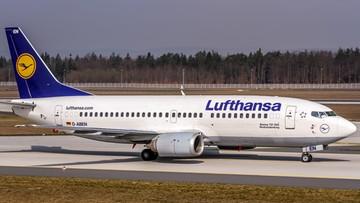 Lufthansa odwołuje prawie 900 lotów