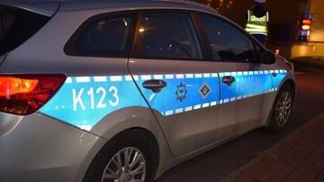29-latek zaatakował nożem swoją partnerkę i 1,5-roczne dziecko