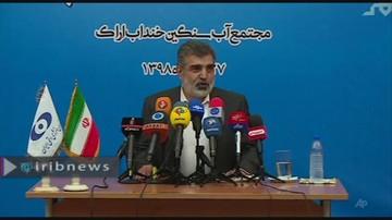Irańska agencja atomowa: Iran przekroczy limity zapasów uranu w ciągu 10 dni