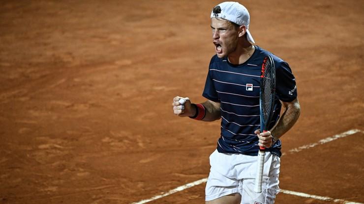 ATP w Rzymie: Diego Schwartzman lepszy od Rafaela Nadala. Argentyńczyk zagra w półfinale