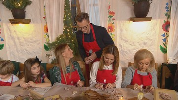 """""""Piernikowanie - świąteczne pomaganie"""". Fundacja Polsat dla Domowego Hospicjum """"Promyczek"""""""