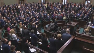 Sejm przyjął uchwałę dotyczącą 50. rocznicy Marca '68