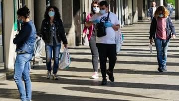 Epidemia koronawirusa. Poprawia się sytuacja we Włoszech