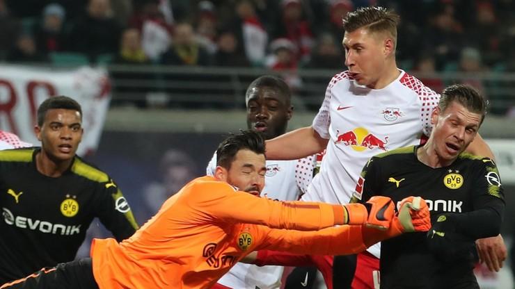 Remis Borussii Dortmund z RB Lipsk. Cały mecz Piszczka