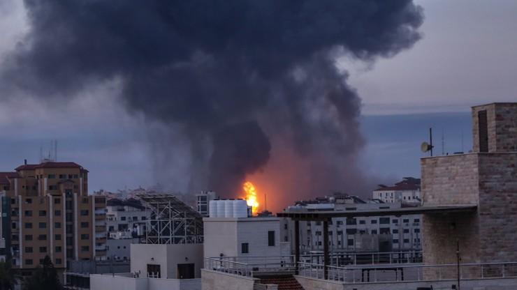 Niespokojna noc w Izraelu. Są ofiary