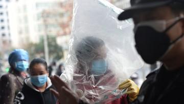 Uciekli z hongkońskiej kwarantanny. Szuka ich policja