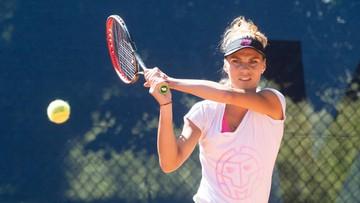 WTA w Bad Homburg: Polka postawiła się faworytce!
