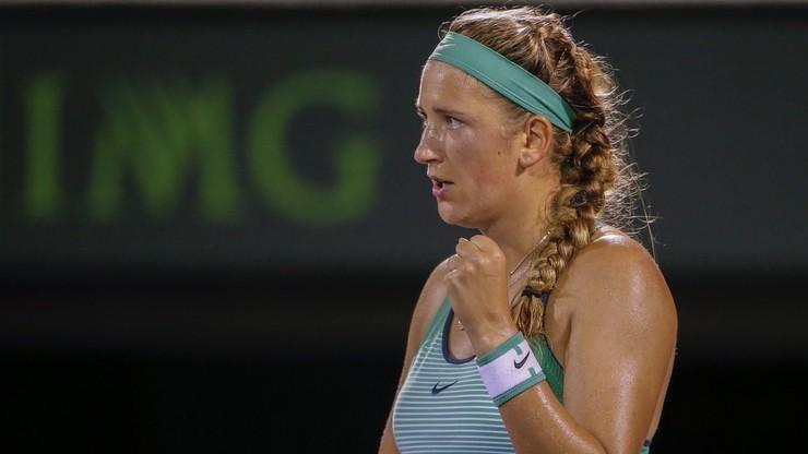 French Open: Azarenka naciskała na przerwanie meczu z powodu zimna
