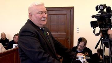 Wałęsa: nazwałem Jagielskiego agentem w odpowiedzi na jego atak na mnie
