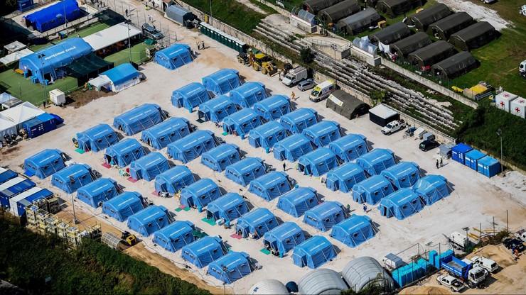 Władze Lacjum apelują o udostępnianie letnich domów bezdomnym po trzęsieniu ziemi