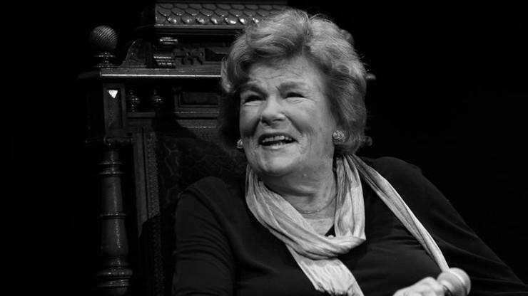 Zmarła Maria Koterbska, legenda polskiej piosenki