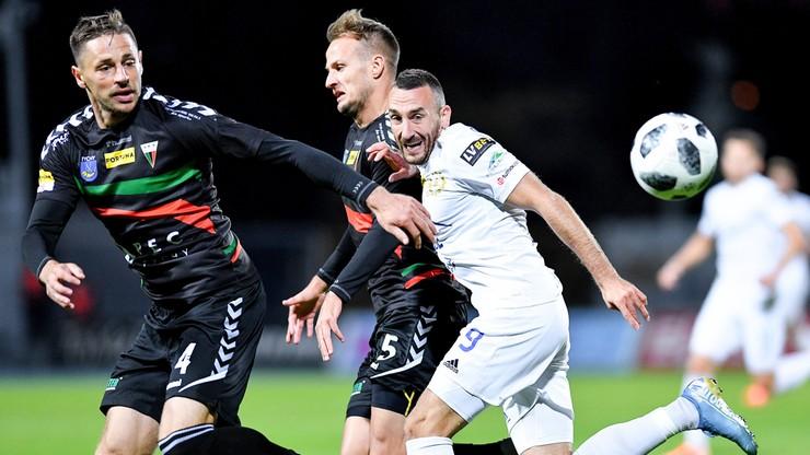 Fortuna 1 Liga: GKS Tychy - Chojniczanka. Transmisja w Polsacie Sport