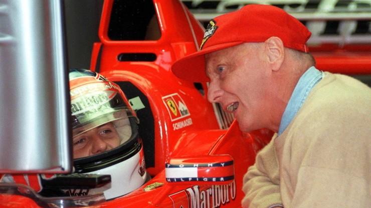 Lorek: Niki Lauda. Szczerość nade wszystko