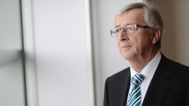 Juncker: gratuluję Beacie Szydło zwycięstwa w wyborach