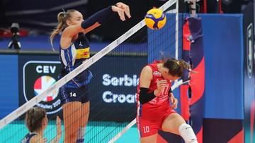 Serbia zdetronizowana! Wielki mecz siatkarek Italii w finale ME