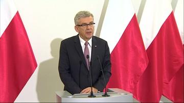 Karczewski: Borusewicz nie będzie na razie prowadził obrad Senatu