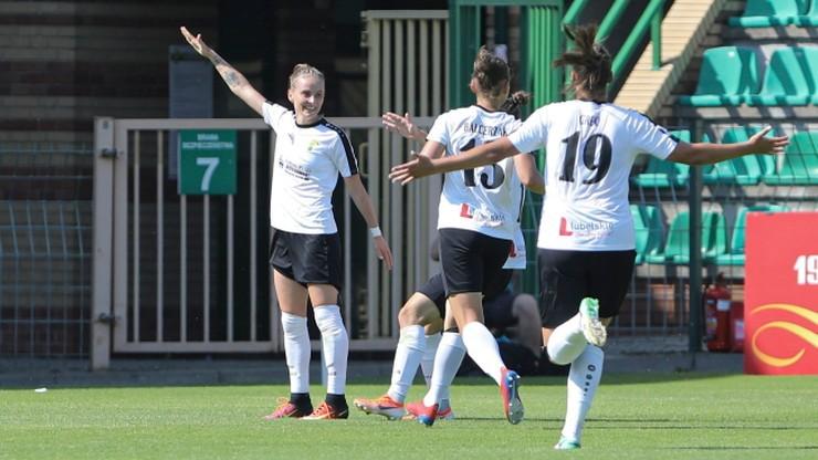 Liga Mistrzów kobiet: Górnik Łęczna zagra w Holandii
