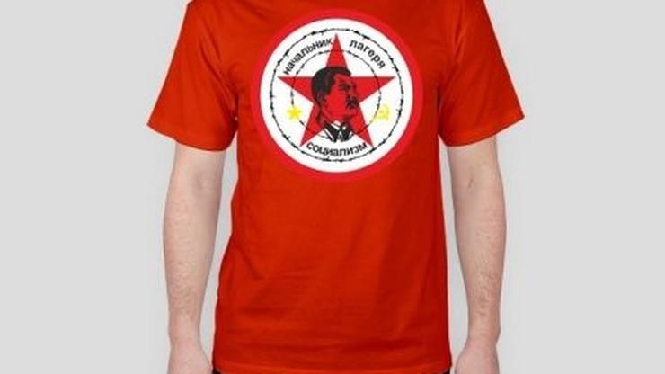 Koszulki ze Stalinem pod lupą prokuratury