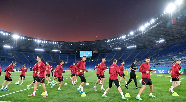 """Rusza Euro 2020. """"Mecz ze Słowacją jest kluczowy"""""""