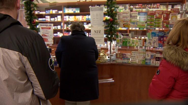 Ponad połowa Polaków w aptekach. 21 milionów w osiem dni