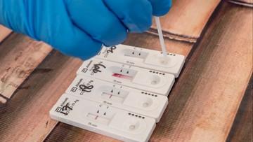 Wariant koronawirusa z RPA w Anglii. Będą masowe testy