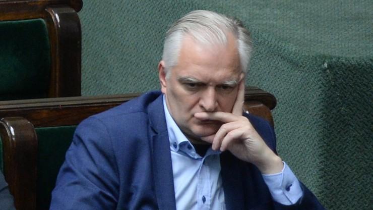 """Gowin usunięty z zespołu miesięcznika """"Znak"""". Kiedyś był jego redaktorem naczelnym"""