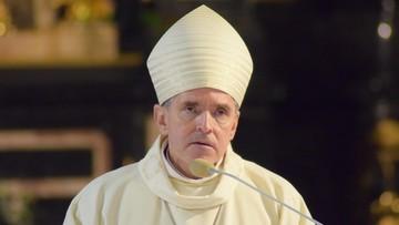 Biskup Krzysztof Nitkiewicz trafił do szpitala. Choruje na COVID-19