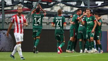 PKO BP Ekstraklasa: Porażka Cracovii u siebie