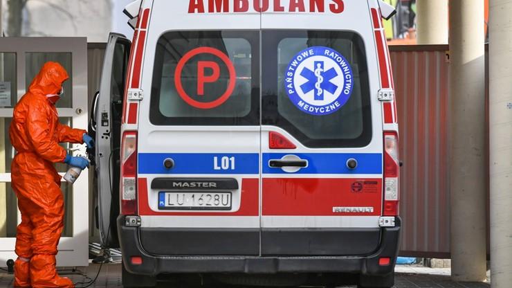 Trzecia ofiara koronawirusa w Polsce. Ponad 100 zakażonych