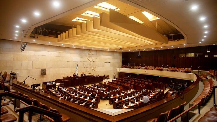 Media: większość w parlamencie Izraela popiera uznanie ustawy o IPN za negowanie Holokaustu