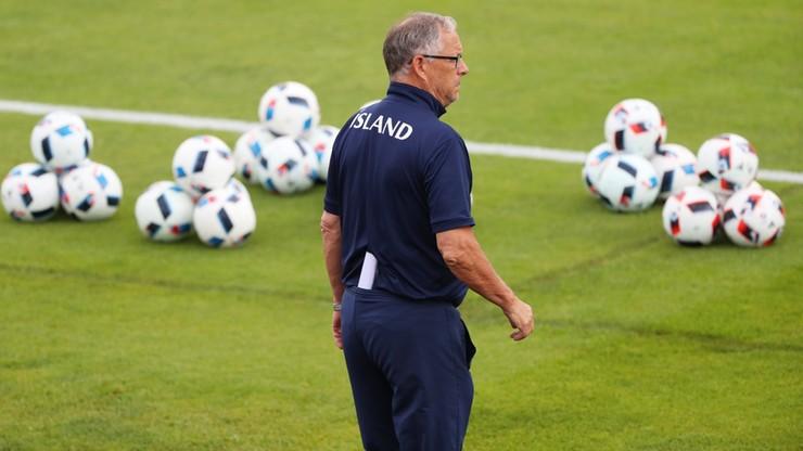 Trener Islandii: szanse 60:40 na korzyść Francji