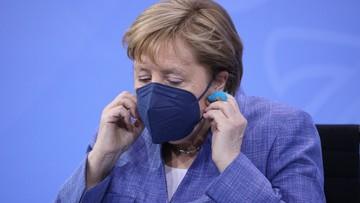 """Merkel zapowiada trzecią dawkę. """"Szczepienia odświeżające"""""""