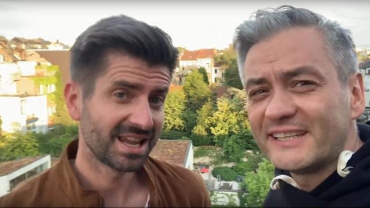 Rabiej i Biedroń z partnerami wystąpili w klipie promującym społeczność LGBT