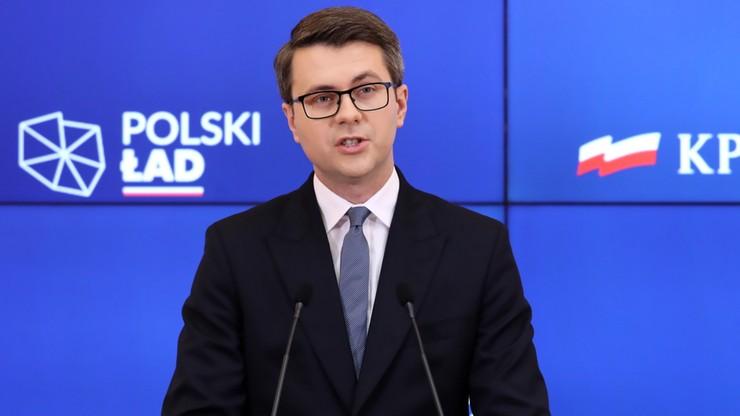 Rzecznik rządu Piotr Müller: przypominam, że Czesi nic nie zyskują