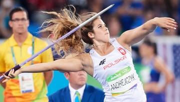 Kolejna Polka i kolejny rekord! Maria Andrejczyk najdalej rzuciła oszczepem
