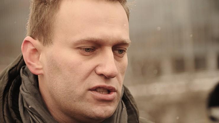 Sąd zażądał 2 mln rubli od Nawalnego i jego wspólnika