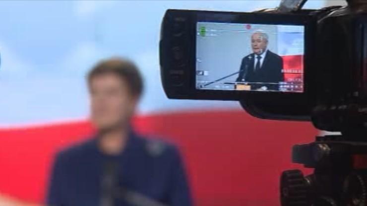 """Handelsblatt: Merkel powinna spotkać się z """"nadpremierem"""" Kaczyńskim"""