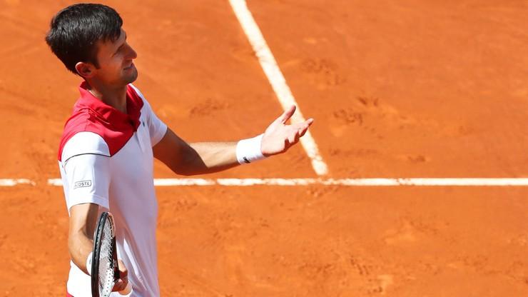 ATP w Madrycie: Zwycięstwo Djokovica w pierwszej rundzie
