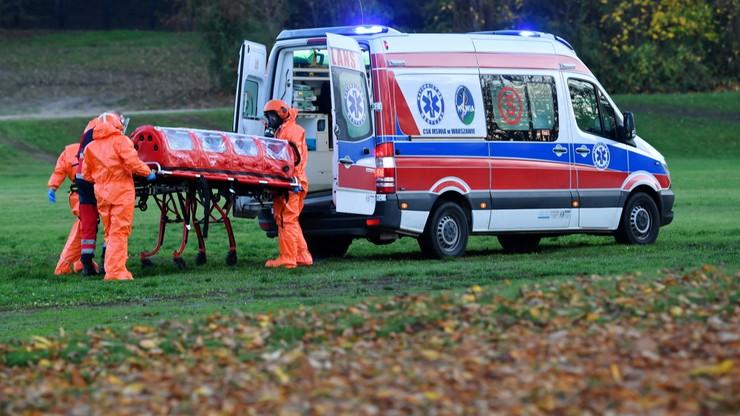 Nowe przypadki koronawirusa w Polsce. Dane ministerstwa, 6 listopada