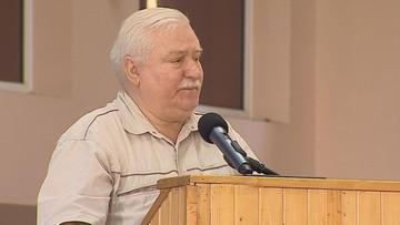 """Wałęsa apeluje o kontrolowanie przebiegu wyborów. """"Ta władza będzie perfidnie oszukiwać"""""""
